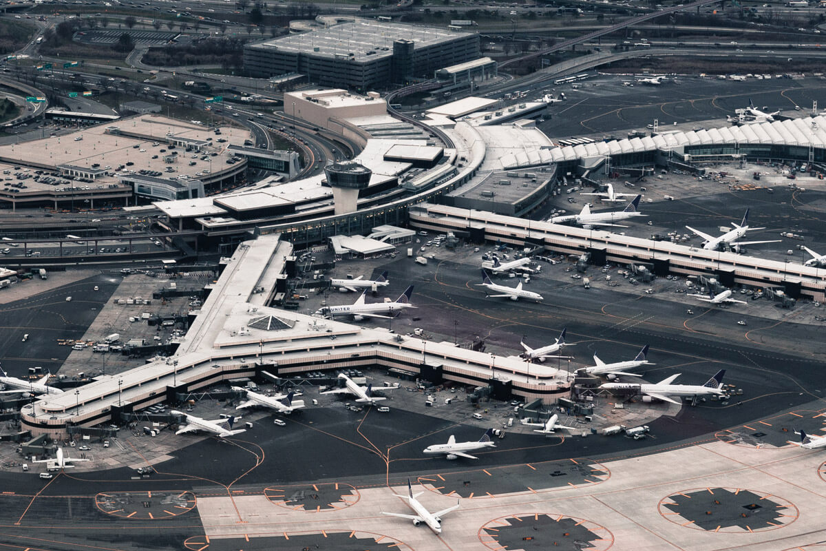 Largest Airport In The Us